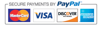 Accepting all major credit cards through PayPal