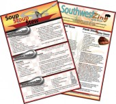 Recipes: Soup and Southwestern